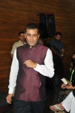 Chetan Bhagat at the launch of Amitav Ghosh_s book on 16th June 2015 (5)_558027c4cad9f.jpg