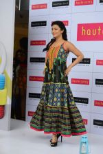 Shruti Hassan launches Haute Curry collection for Shoppers Stop on 16th June 2015