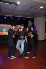 Terence Lewis at Bindass Tv Shoot on 15th June 2015