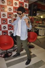 Amit Sadh at Guddu Rangeela radio promotions in Mumbai on 16th June 2015