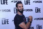 Ashmit Patel at Lycos Life Product presents Band From TV� Live In India in Blu Frog on 16th June 2015_558126f99fddf.jpg