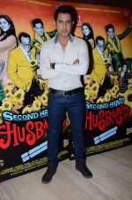 Gippy Grewal at Second Hand Husband interviews in Raheja Classique on 16th June 2015 (20)_558122979672a.JPG
