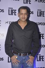 Rahul Mahajan at Lycos Life Product presents Band From TV� Live In India in Blu Frog on 16th June 2015 (59)_55812899ccad5.jpg