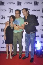Rahul Mahajan, Vindu Dara Singh at Lycos Life Product presents Band From TV� Live In India in Blu Frog on 16th June 2015 (69)_558128ec26764.jpg