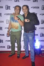 Rahul Mahajan, Vindu Dara Singh at Lycos Life Product presents Band From TV� Live In India in Blu Frog on 16th June 2015 (70)_5581278ddfff2.jpg