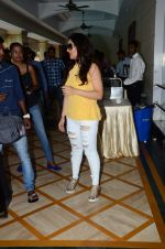 Tina Ahuja at Second Hand Husband interviews in Raheja Classique on 16th June 2015 (36)_558122d6cfdbf.JPG