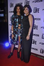 Urvashi Dholakia at Lycos Life Product presents Band From TV� Live In India in Blu Frog on 16th June 2015 (32)_558129099cf17.jpg