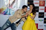 Varun Dhawan and Shraddha Kapoor in Gurgaon for ABCD2 on 16th June 2015 (31)_55811793e24fe.JPG