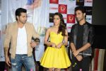 Varun Dhawan and Shraddha Kapoor in Gurgaon for ABCD2 on 16th June 2015