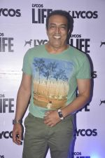 Vindu Dara Singh at Lycos Life Product presents Band From TV� Live In India in Blu Frog on 16th June 2015 (65)_558128f874c94.jpg