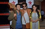 at Star Plus launches Batameez Dil show in Mumbai on 16th June 2015 (9)_558116d5e3a36.JPG