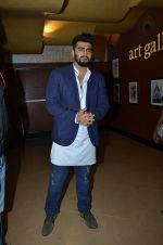 Arjun Kapoor at ABCD2 premiere in Mumbai on 17th June 2015