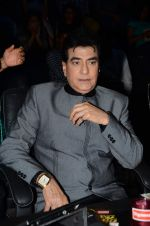 Jeetendra on the sets of Nach Baliye on 17th June 2015