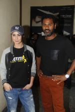 Lauren Gottlieb, Prabhu Deva at ABCD2 premiere in Mumbai on 17th June 2015