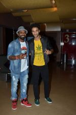 Raghav Juyal, Remo Dsouza at ABCD2 premiere in Mumbai on 17th June 2015 (85)_558266ad7c8d0.JPG