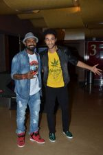 Raghav Juyal, Remo Dsouza at ABCD2 premiere in Mumbai on 17th June 2015