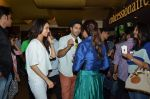 Shraddha Kapoor, Tisca Chopra, Varun Dhawan at ABCD2 premiere in Mumbai on 17th June 2015