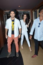 Varun Dhawan, Shraddha Kapoor at ABCD2 premiere in Mumbai on 17th June 2015