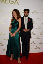 Abhishek Bachchan at Cindy Carwford Omega meet n greet in Taj Hotel on 18th June 2015 (30)_5583cbe4aa571.JPG