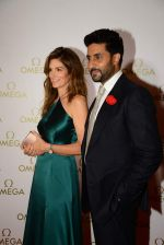 Abhishek Bachchan at Cindy Carwford Omega meet n greet in Taj Hotel on 18th June 2015 (49)_5583cbe978610.JPG