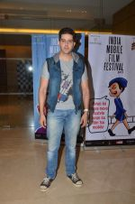 Harry Anand at India Mobile Film Festival in Westin, Mumbai on 18th June 2015