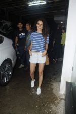 Kangana Ranaut at ABCD 2 screening in Sunny Super Sound on 18th June 2015