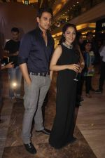 Lekha Washington at art installtion launch in Palladium, Mumbai on 18th June 2015