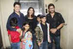 Madhuri Dixit, Sriram nene, Arshad Warsi at ABCD 2 Screening at PVR on 18th June 2015 (30)_5583cb97d3bf6.JPG