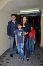 Madhuri Dixit, Sriram nene at ABCD 2 Screening at PVR on 18th June 2015 (59)_5583cb94a73fd.JPG