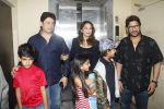 Madhuri Dixit, Sriram nene, Arshad Warsi at ABCD 2 Screening at PVR on 18th June 2015 (27)_5583cb9709f14.JPG