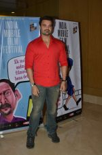 Mahaakshay Chakraborty at India Mobile Film Festival in Westin, Mumbai on 18th June 2015