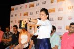 Mini Mathur at Bajrangi Bhaijaan trailor launch in Mumbai on 18th June 2015