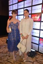 Neha Dhupia, Michelle Poonawala at Retail Jeweller India Awards in Mumbai on 18th June 2015