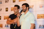 Salman Khan, Kabir Khan at Bajrangi Bhaijaan trailor launch in Mumbai on 18th June 2015