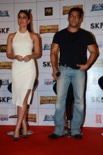 Salman Khan, Kareena Kapoor at Bajrangi Bhaijaan trailor launch in Mumbai on 18th June 2015