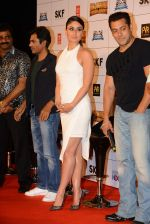 Salman Khan, Kareena Kapoor, nawazuddin siddiqui at Bajrangi Bhaijaan trailor launch in Mumbai on 18th June 2015