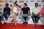 Salman Khan, Kareena Kapoor, nawazuddin siddiqui, Kabir Khan at Bajrangi Bhaijaan trailor launch in Mumbai on 18th June 2015