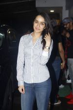 Shraddha Kapoor at ABCD 2 screening in Sunny Super Sound on 18th June 2015