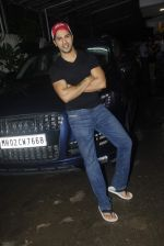 Varun Dhawan at ABCD 2 screening in Sunny Super Sound on 18th June 2015