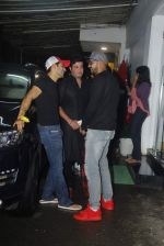 Varun Dhawan, Varun Sharma at ABCD 2 screening in Sunny Super Sound on 18th June 2015