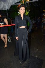 Divya Kumar snapped at a new store in bandra, Mumbai on 20th June 2015
