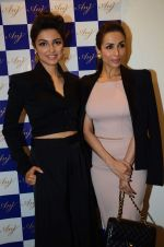 Malaika Arora Khan, Divya Kumar snapped at a new store in bandra, Mumbai on 20th June 2015