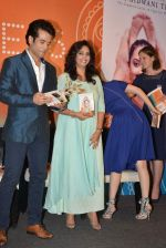 Tamannaah Bhatia, Tusshar Kapoor at the launch of Payal Gidwani_s book Body Goddess in Enigma on 20th June 2015 (88)_5586ec178c593.JPG