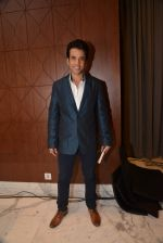 Tusshar Kapoor at the launch of Payal Gidwani_s book Body Goddess in Enigma on 20th June 2015 (129)_5586ec186d778.JPG