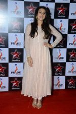 Anindita Nayar at Pride awards in Filmcity, Mumbai on 21st June 2015