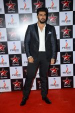Arjun Kapoor at Pride awards in Filmcity, Mumbai on 21st June 2015