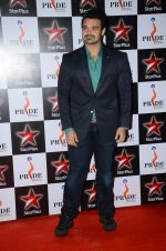 Mahaakshay Chakraborty at Pride awards in Filmcity, Mumbai on 21st June 2015