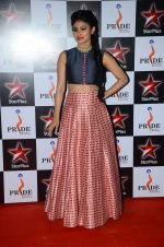 Mouni Roy at Pride awards in Filmcity, Mumbai on 21st June 2015
