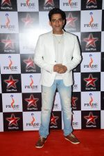 Ravi Kishan at Pride awards in Filmcity, Mumbai on 21st June 2015