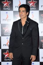 Sonu Sood at Pride awards in Filmcity, Mumbai on 21st June 2015